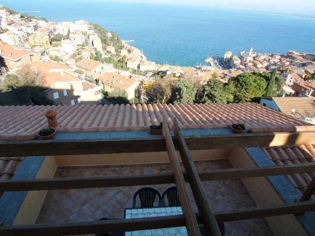 Casa con meravigliosa vista a Porto Santo Stefano
