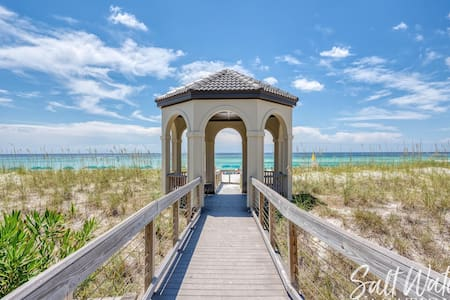 Steps from the Beach in Gated Community