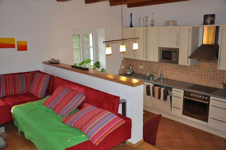 Gemütliche Wohnung Nahe Wien, Melk und St. Pölten - Winkel - 公寓
