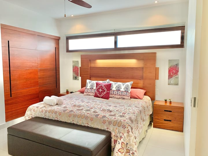 Gorgeous Loft Exclusive area in AKUMAL