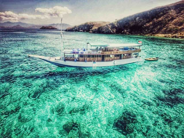 sailing to National park Komodo 3d2n $250/person