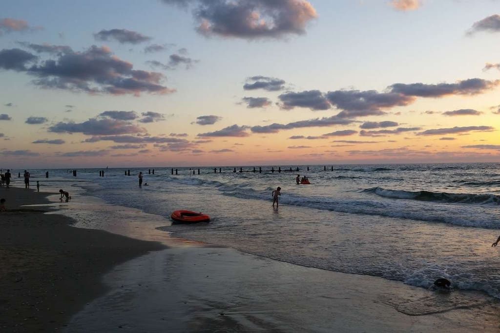 one of Israel's Top Beaches