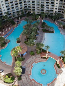 SHORES OF PANAMA #1409 - Panama City Beach - Condominium