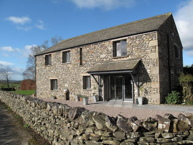 Quiet, gorgeous barn close to Kirkby Lonsdale