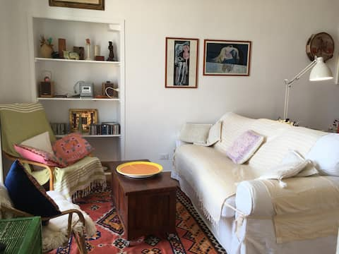 "Love nest in the ""borgo antico"""