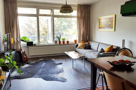 Big & cozy 65m² apartment, 8 min. from city center