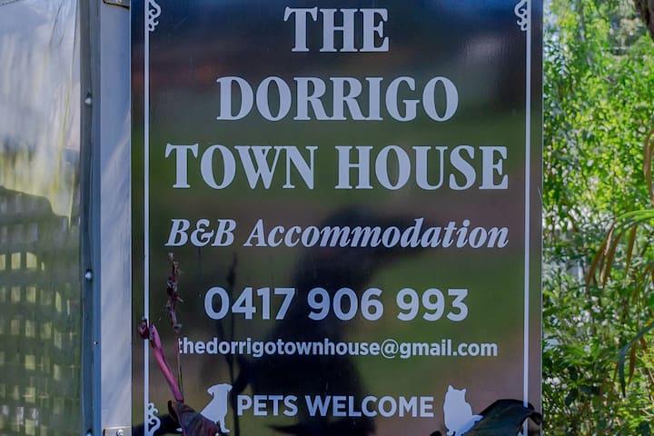 Dorrigo Accommodation - The Dorrigo Townhouse