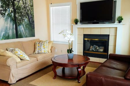 Relaxing and comfy single family in Overland Park! - Overland Park - Haus