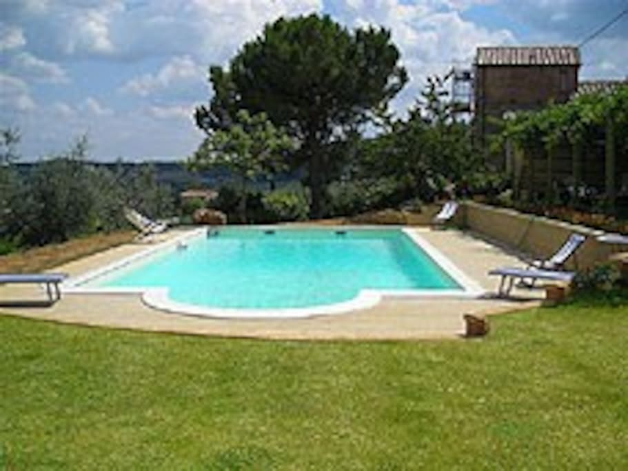 Agriturismo Fontecastello - Amazing swimming pool