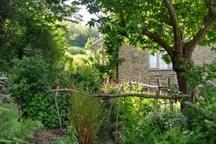 Idyllic rural location in Powys.