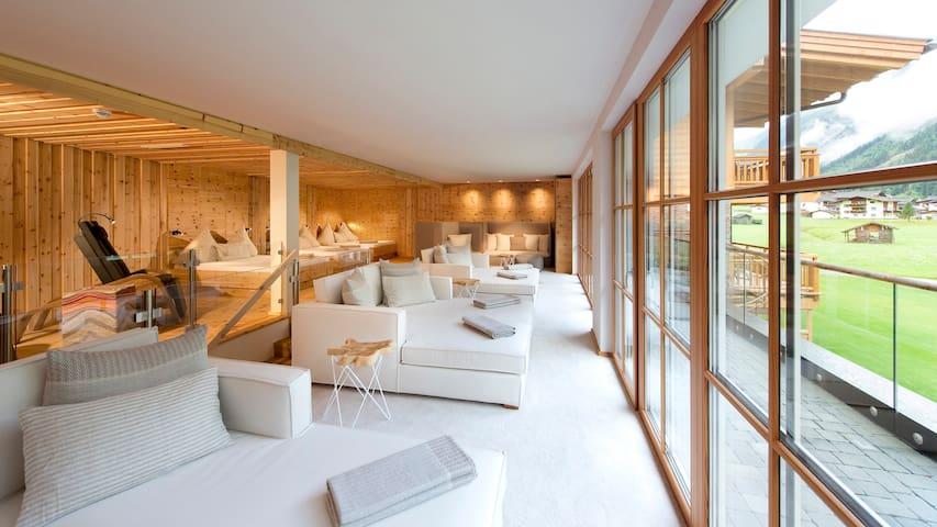 Vitalhotel Edelweiss - LIFESTYLE & BOUTIQUE HOTEL - Neustift im Stubaital - Butik otel