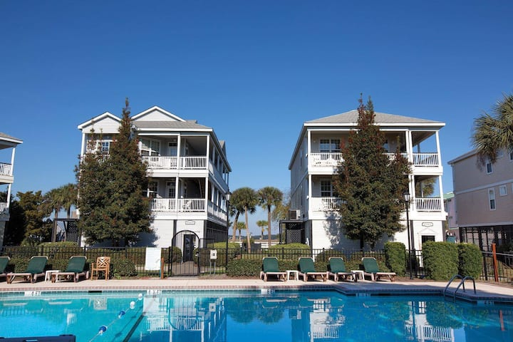 1 Bedroom Edisto Ocean Ridge Resort