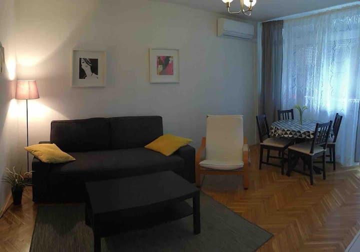 Apartment in Sopot Novi Zagreb