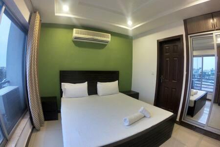 1 Bed Apt in bahria town+Kitchen+wifi+Netflix