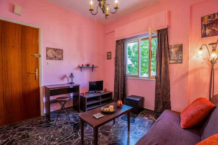 Lovely Small apartment near to Heraklion center - Apartments for ...
