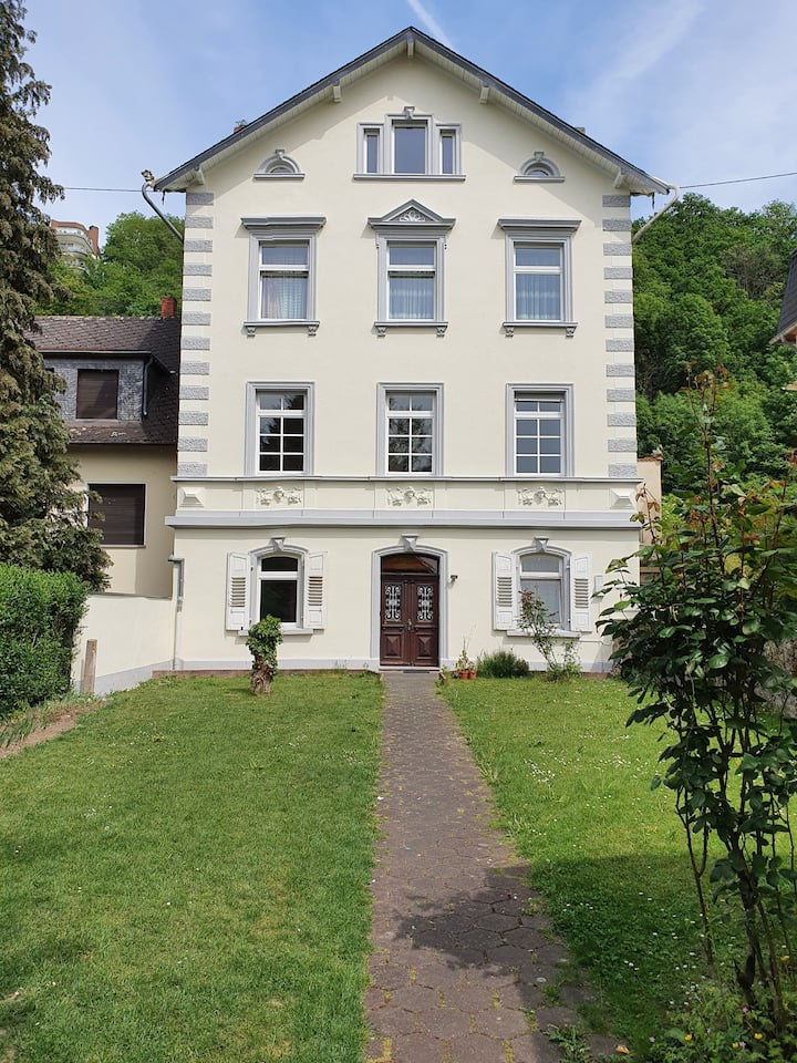 The Rhine River Special Apartment near by WHU Uni