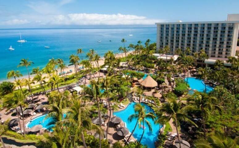 Maui Westin Ka'anapali Prem 1 Bdrm - Lahaina - Villa