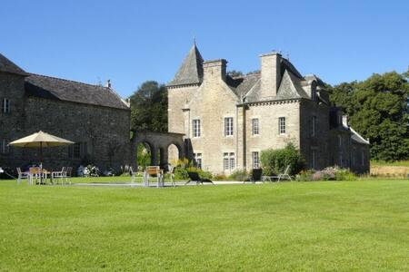 Château Ville Voisin Sleeps 14/15 max - Augan