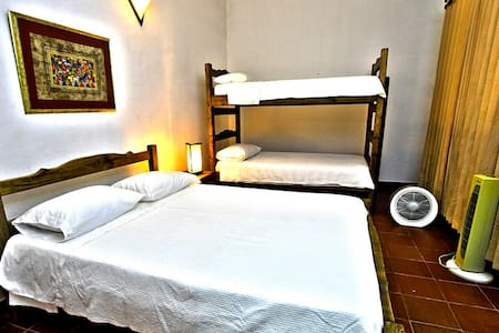 Relaxing Villa El Retiro / ROOM #2 - Vila