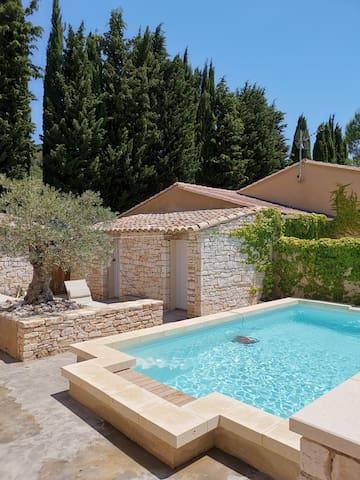 Nouveau  Appart 4 pers, piscine commune, terrasse