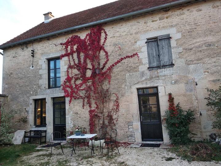 Gîte 1/4 du Petit Bonheur 21 en Bourgogne