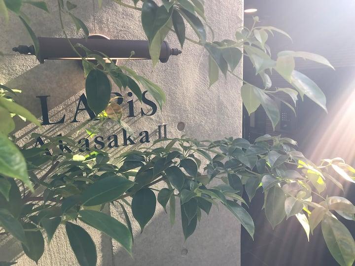 "Roppongi-Akasaka ""TATAMI""house"