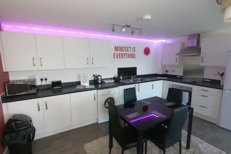 Modern Apartment in the Heart of Cornwall!