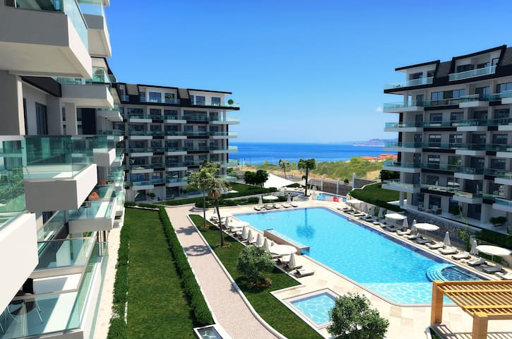 Konak Resort - аппартаменты класса LUXURY