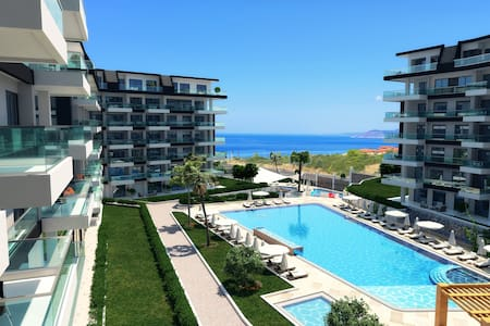 Konak Resort - аппартаменты класса LUXURY