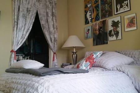 Where artsy meets contemporary - Atlanta - Apartment