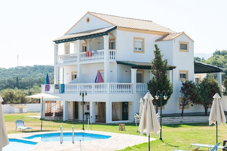 Corfu Sea Palm Residence Apartment Magnolia*** - Wohnung