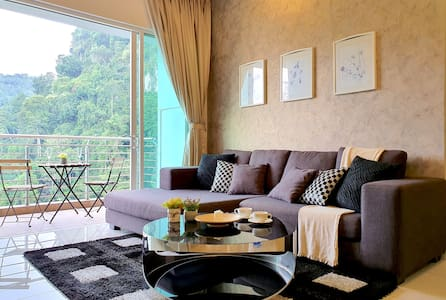 Ipoh | 5-Star Residences with Superb Nature View!