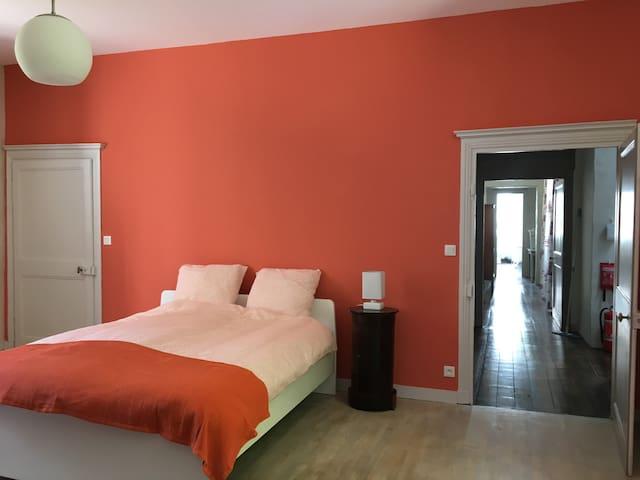Bedroom nr 1  1st floor ( bed 160)