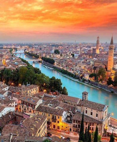 Stop and go/ low cost-HIGH COMFORT - Verona - Appartement