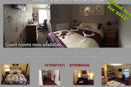 kings head pub & guest rooms - Addlethorpe