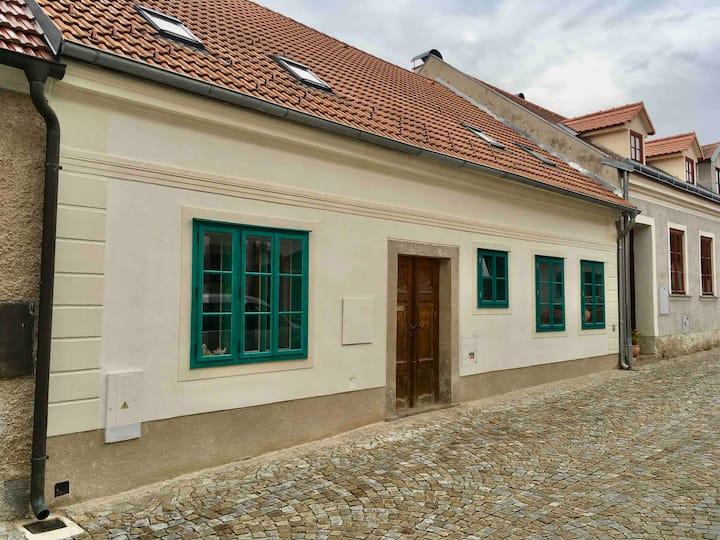Dům v historickém centru Slavonic