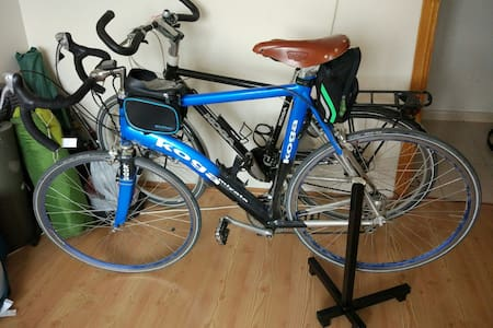 Private room for cyclists only - Konya - Apartament