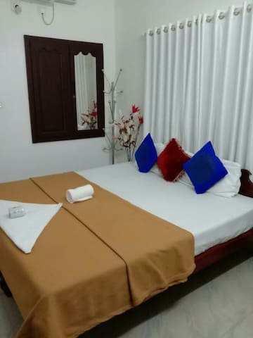 Air conditioned 2 premium Bed Room