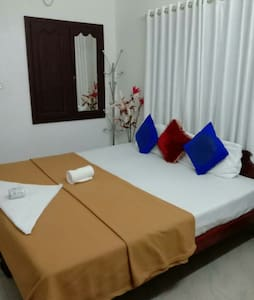 Air conditioned 2 premium Bed Room