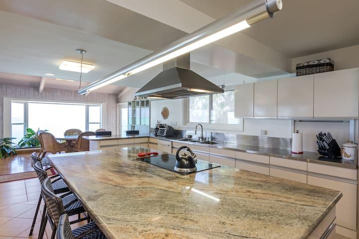 Stunning Oceanfront Home