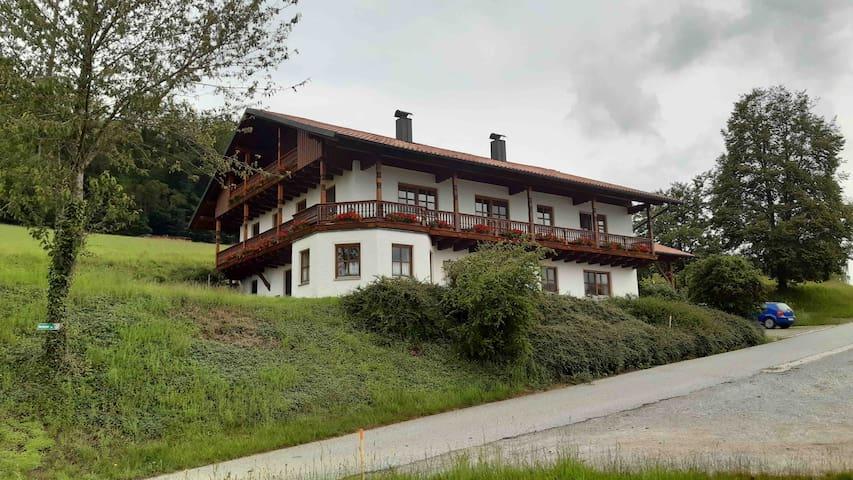 Ferienwohnung Naber Rattiszell