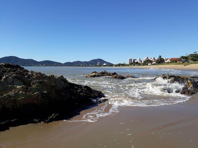 Casa Alicia-Quarto Praia do Quilombo (2) Penha/SC