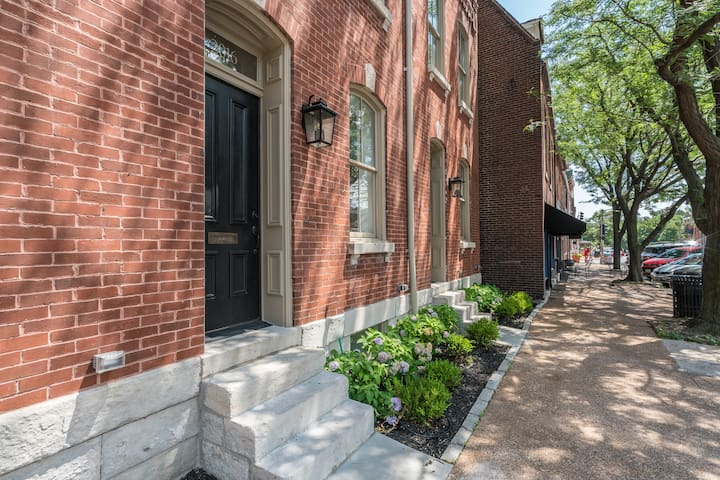 Gorgeous Four Floor Townhouse with Garage