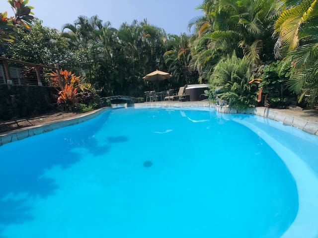 ★★2 luxury houses pool/spa/AC close 2 beach/town⚡