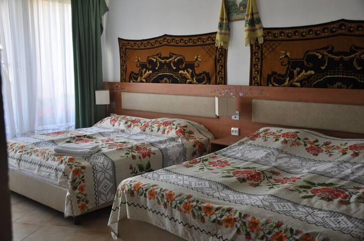Story in Transilvania -quadruple room #c1