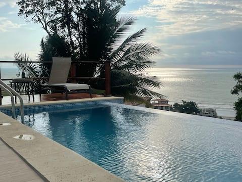 Casa Jama con piscina