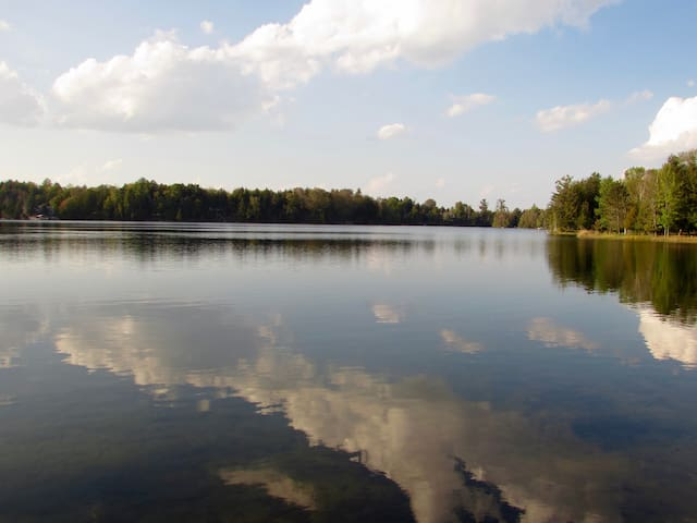 Tait Lake for a quick dip. Only a 3-minute drive away. Watch for Turtles while driving!