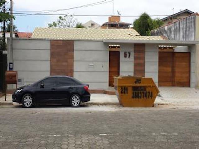 Casa na praia  Caraguatatuba