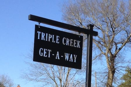 Triple Creek Get-A-Way - Mount Pleasant