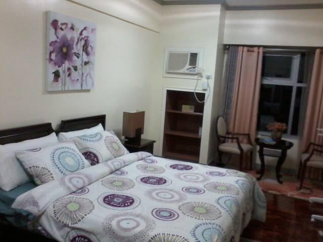 Stylish and charming Studio in Ermita - Manila - Apartment